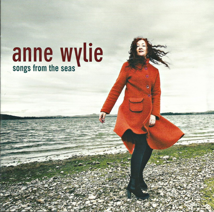 "Anne Wylie ""Songs From The Seas"""