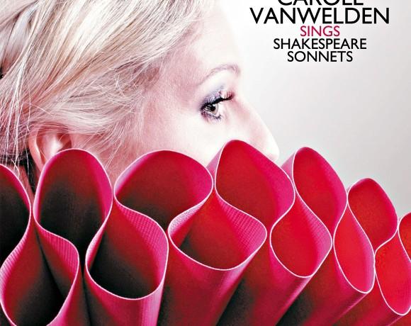 Caroll Vanwelden sings Shakespeare Sonnets