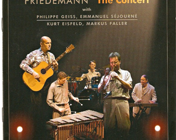 "Friedemann ""The Concert"""