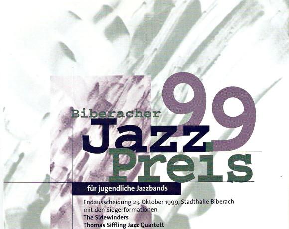 Biberacher Jazzpreis 99