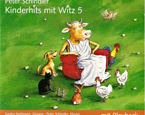 "Peter Schindler ""Kinderhits mit Witz 5"""
