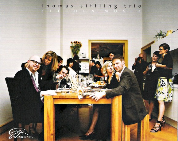 "Thomas Siffling Trio ""Kitchen Music"""