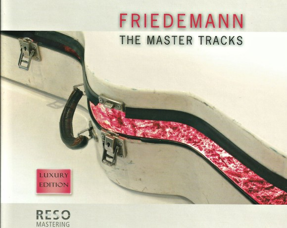 "Friedemann ""The Master Tracks"""
