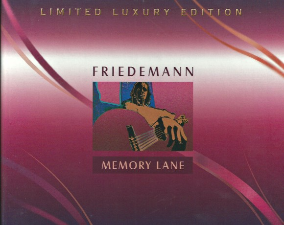 "Friedemann ""Memory Lane"""