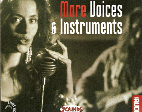 "Audio´s Audiophile ""More voices and instruments"""