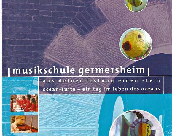 """Musikschule Germersheim """"Ocean Suite"""""""
