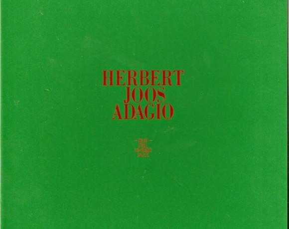 "Herbert Joos ""Adagio"""