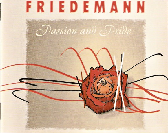 "Friedemann ""Passion And Pride"""