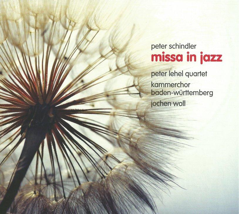"New Recording! Peter Schindler ""Missa In Jazz"""