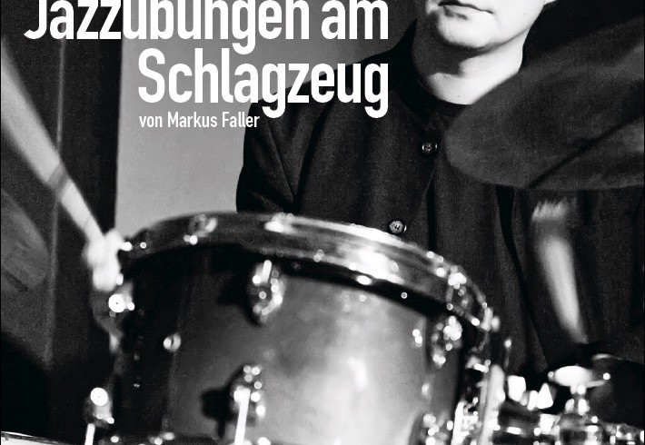 Jazzübungen am Schlagzeug
