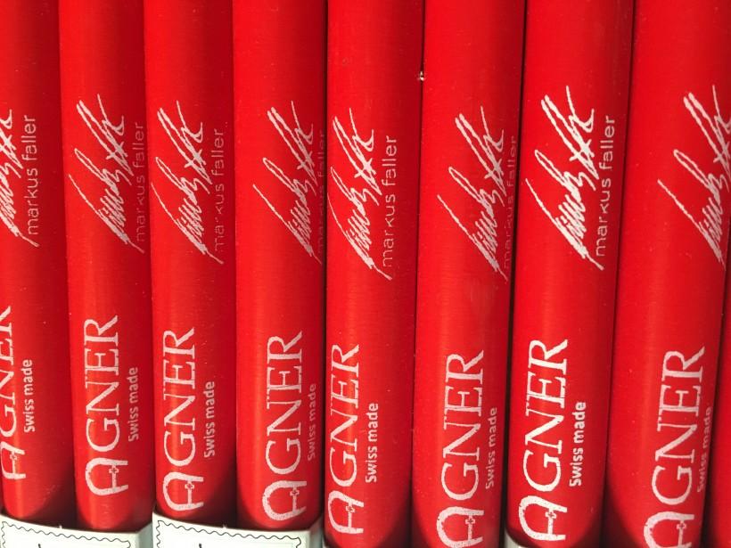 Agner Swiss Drumsticks Markus Faller Model